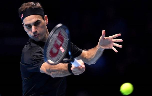 Федерер переміг Берреттіні на Підсумковому турнірі