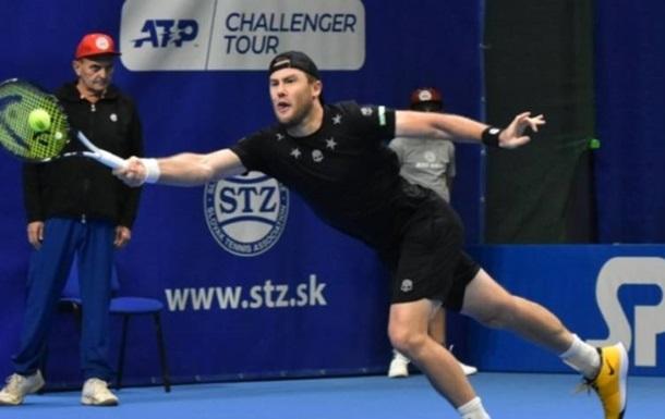 Марченко програв на старті турніру в Гельсінкі
