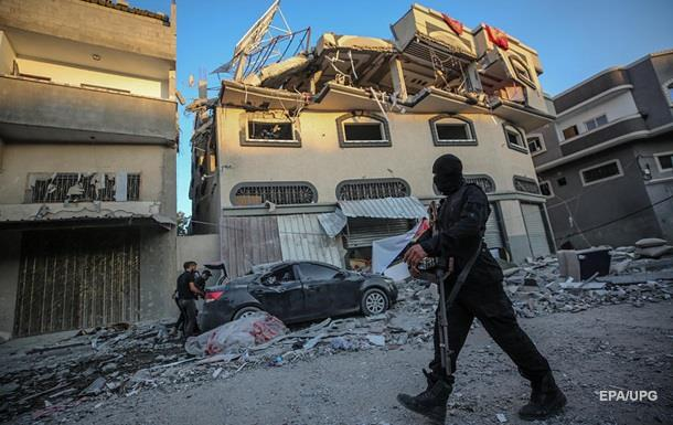 В Газе заявили о десяти жертвах ударов Израиля