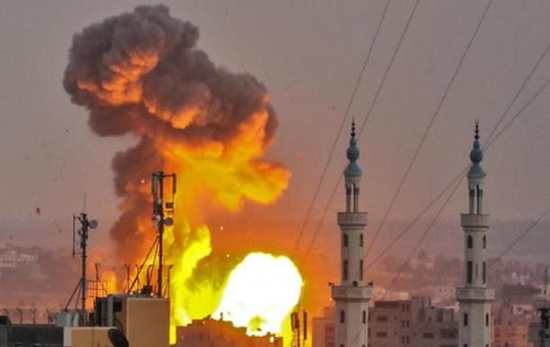 Обострение в секторе Газа: из-за ударов Израиля погибли 16 палестинцев