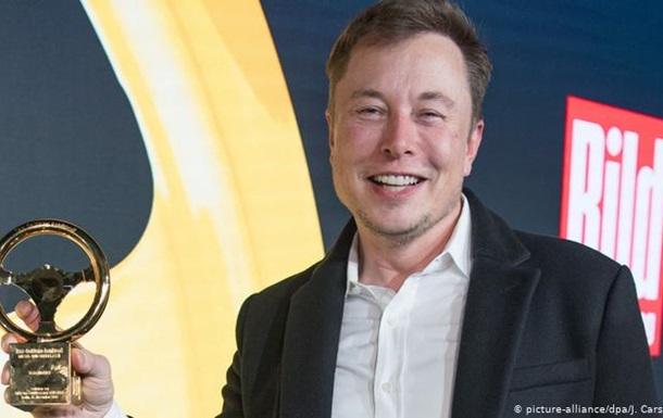 Tesla побудує перший у Європі завод у Німеччині
