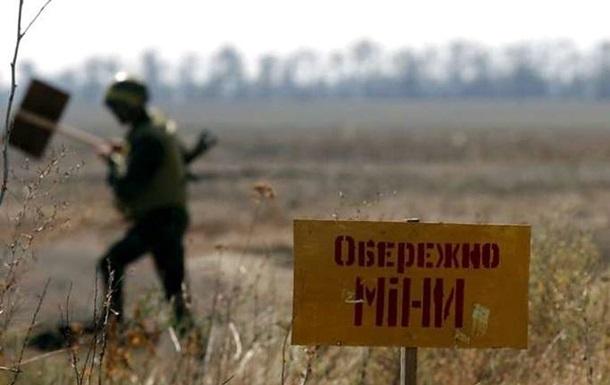В районе Петровского началось разминирование