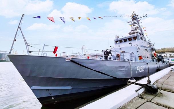 Патрульные катера США вошли в состав ВМС Украины