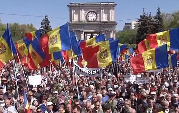 Кризис в Молдове: показательное событие для Украины