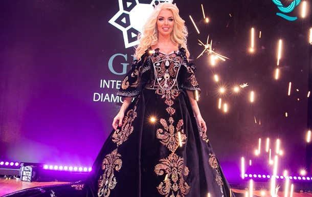 Украинский дизайнер создала платье за полмиллиона долларов