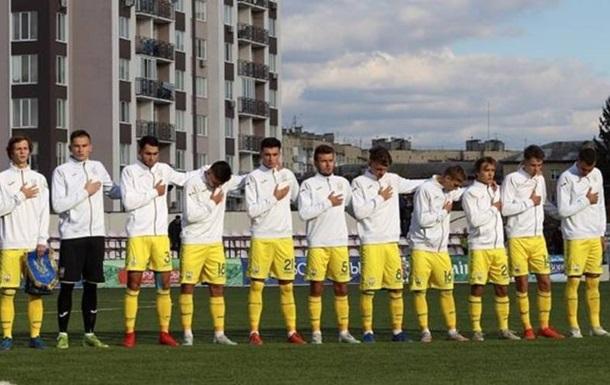 Украина U-19 разгромила Эстонию в матче отбора на Евро-2020