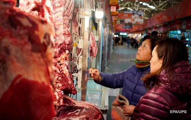Украина отправила в Китай первую партию говядины