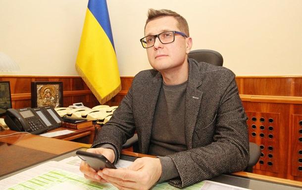 Баканов розповів про саботаж його наказів у верхівці СБУ