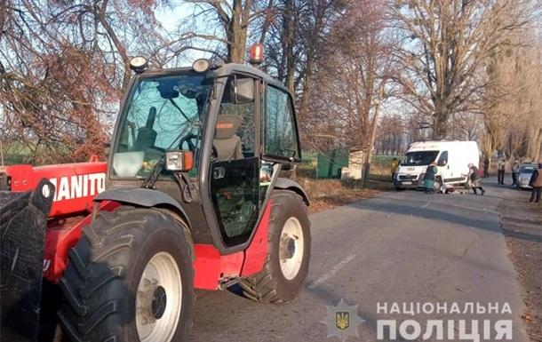 У Хмельницькій області трактор розчавив дитину