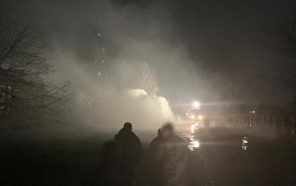 Пожежа на військовому складі у Вінницькій області: подробиці