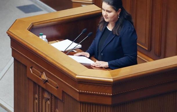 Міністр назвала час вирішення проблеми держборгу