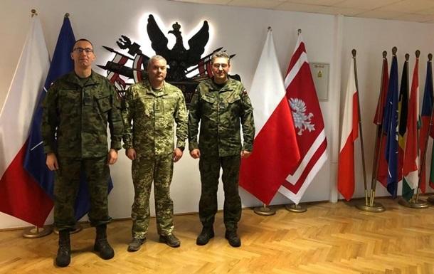 Україна і Польща домовилися про посилення військової співпраці