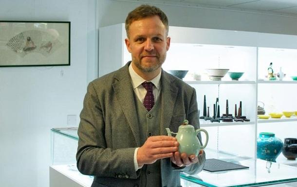 Старий чайник приніс британцеві один мільйон