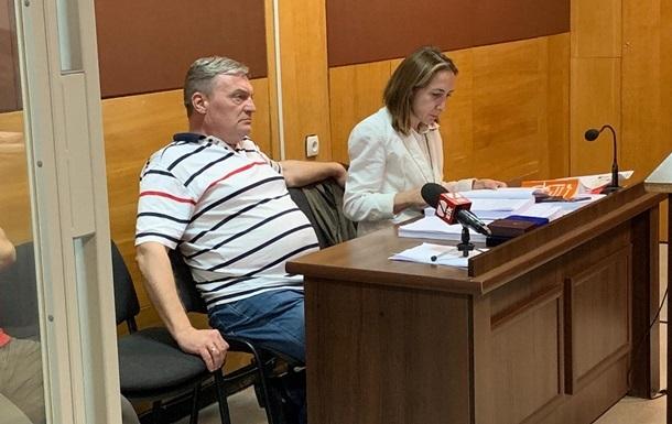 Суд продлил арест Грымчаку