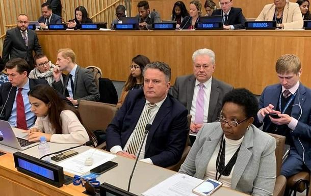 В ООН приняли проект новой резолюции по Крыму