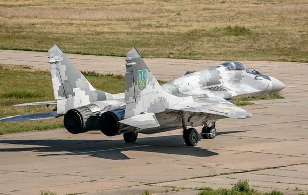 Украинская армия получила новый модернизированный истребитель