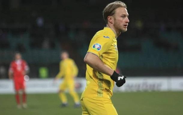 Україна завдяки рикошету вирвала перемогу над Естонією