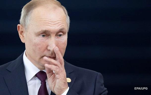Путин допустил прекращение транзита газа через Украину