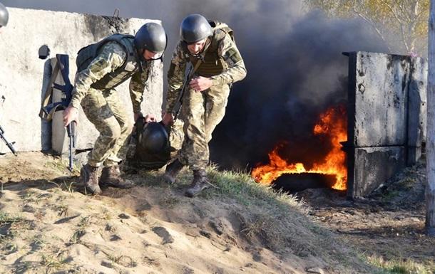 Сепаратисти застосували на Донбасі гармати БМП