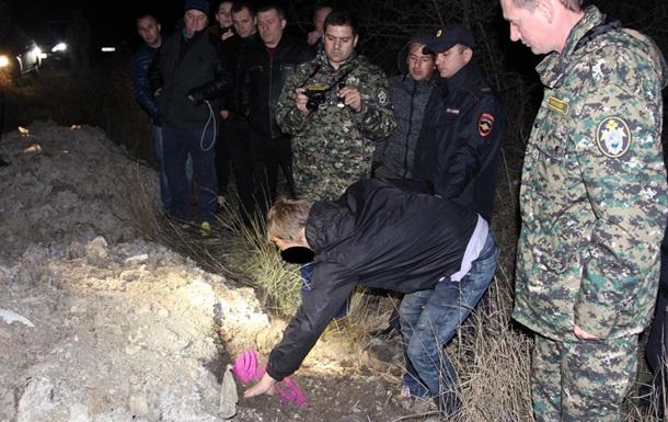 У Криму знайшли вбитою зниклу п ятирічну дівчинку