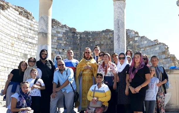 РПЦ наносит контрудар по «канонической территории» Фанара