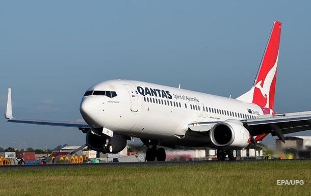 Літак Qantas здійснив рекордний безпосадковий рейс