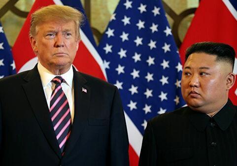 Ким Чен Ыну есть что сказать, только Трампу не до него