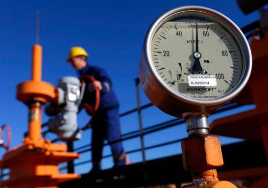 Газовый пресс для Украины