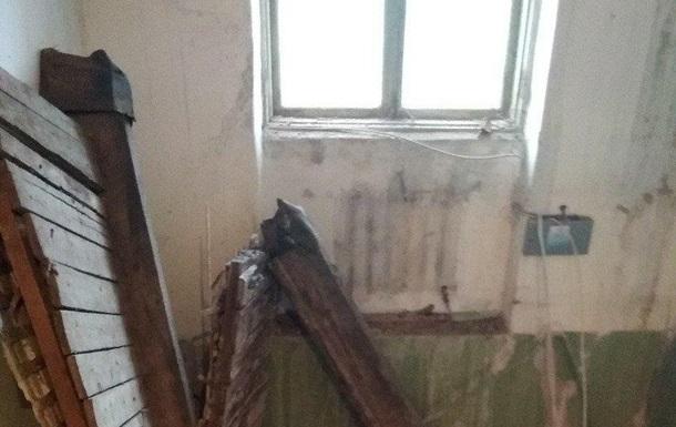 В Макеевке рушатся дома. Местные  власти  бездействуют