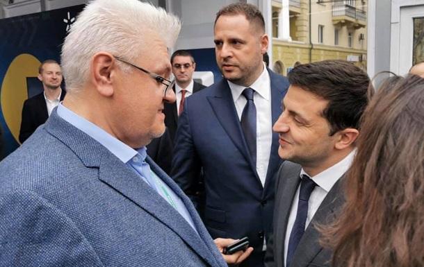 Сивохо представил план  ментального  возвращения Донбасса