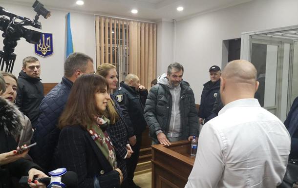 Мужа Скороход отправили под домашний арест