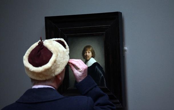 З галереї в Лондоні намагалися вкрасти картини Рембрандта