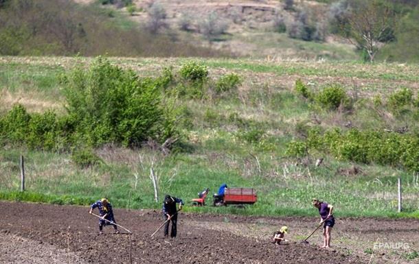 В Україні 4 млн га непідмораторної землі