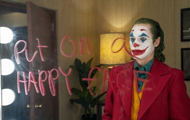 Фильм Джокер собрал почти $1 млрд в мировом прокате
