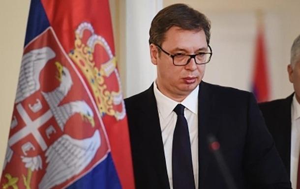 В Сербии госпитализировали президента Вучича