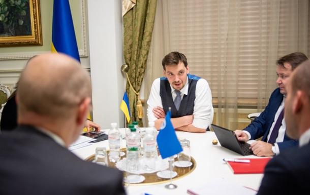 Прем єр провів переговори з МВФ