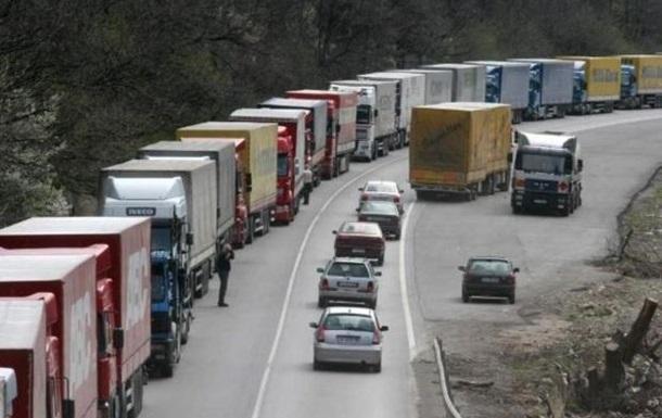 Украина разрешила Молдове дополнительную перевозку товаров