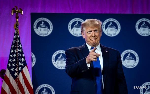 Трамп проходить медобстеження напередодні виборів