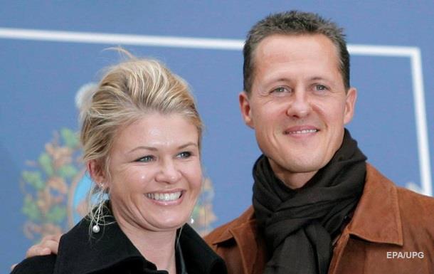 Жена Шумахера озвучила его просьбу