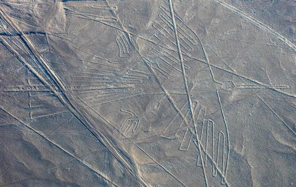 В Перу нашли 143 новых загадочных геоглифа Наски