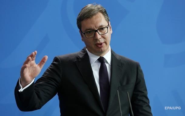 Врачам удалось спасти президента Сербии Вучича