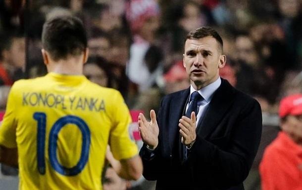 Шевченко: Невозможно постоянно показывать хороший футбол