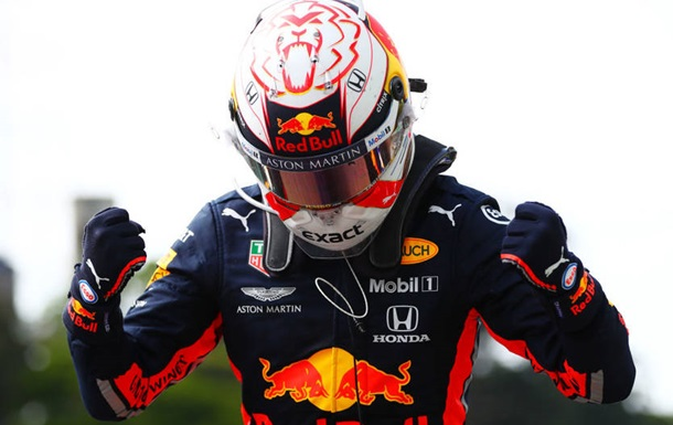 Ферстаппен став переможцем дикої гонки у Бразилії