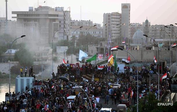 В Ираке началась новая волна антиправительственных протестов
