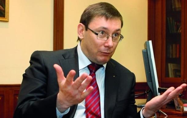 Луценко озвучив  брехню  Йованович перед Конгресом