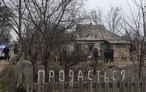 В Черкасской области при пожаре погибли два ребенка