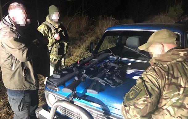 У зону ЧАЕС намагалася потрапити група чоловіків зі зброєю