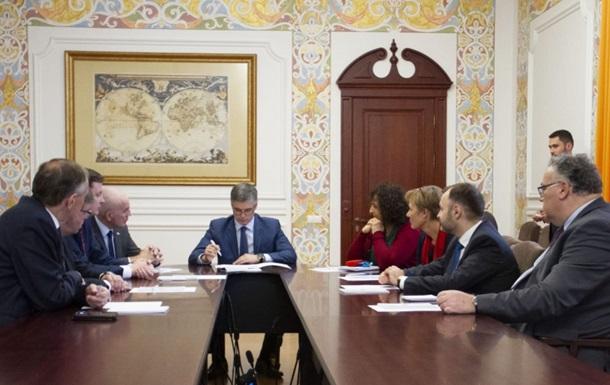 Пристайко: Закон про статус Донбасу потрібно узгоджувати з  ЛДНР
