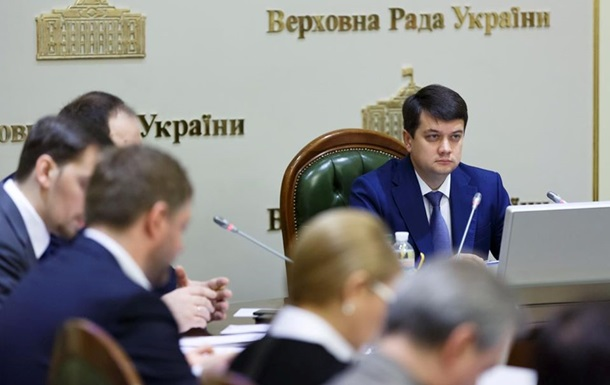 Разумков: Война на Донбассе является глобальной проблемой