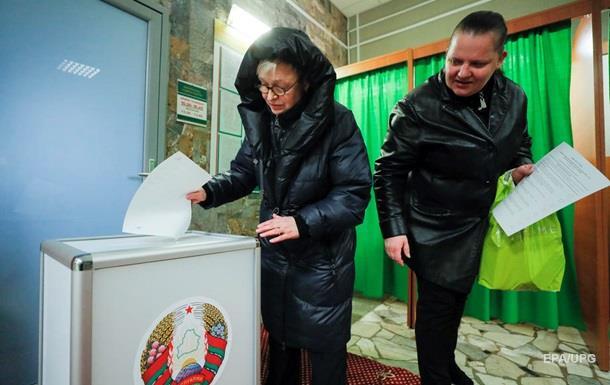 ЄС розкритикував організацію виборів у Білорусі